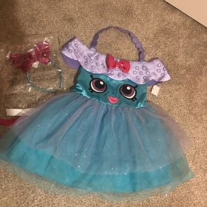 Other - Shopkins new costume 4-6